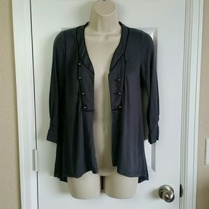 UO Silence Noise Small Military Style Cardigan